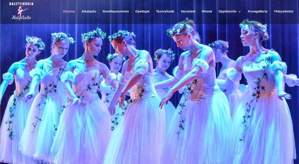 Balettikoulu-Heli-Aalto-Espoo-Kauniainen