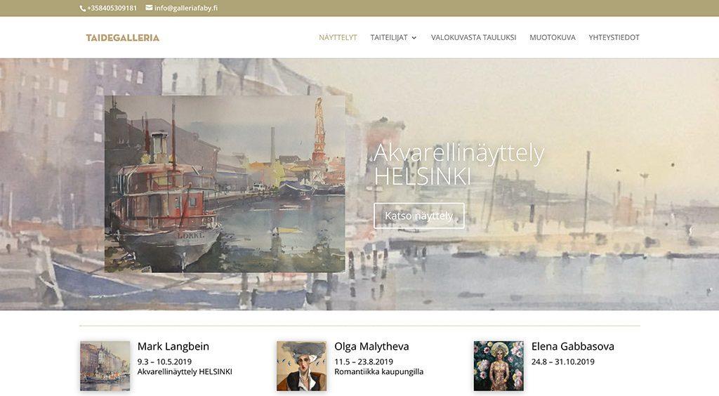 Taidegalleria-Kasarmitorilla-nayttelyt-taidenayttely-Helsinki-galleriafaby.fi